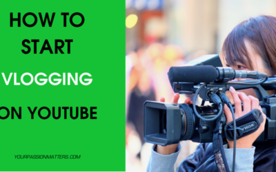 How to Start Vlogging with YouTube: The Ultimate Guide