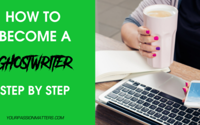 How to Become a Ghostwriter: The Definitive Guide